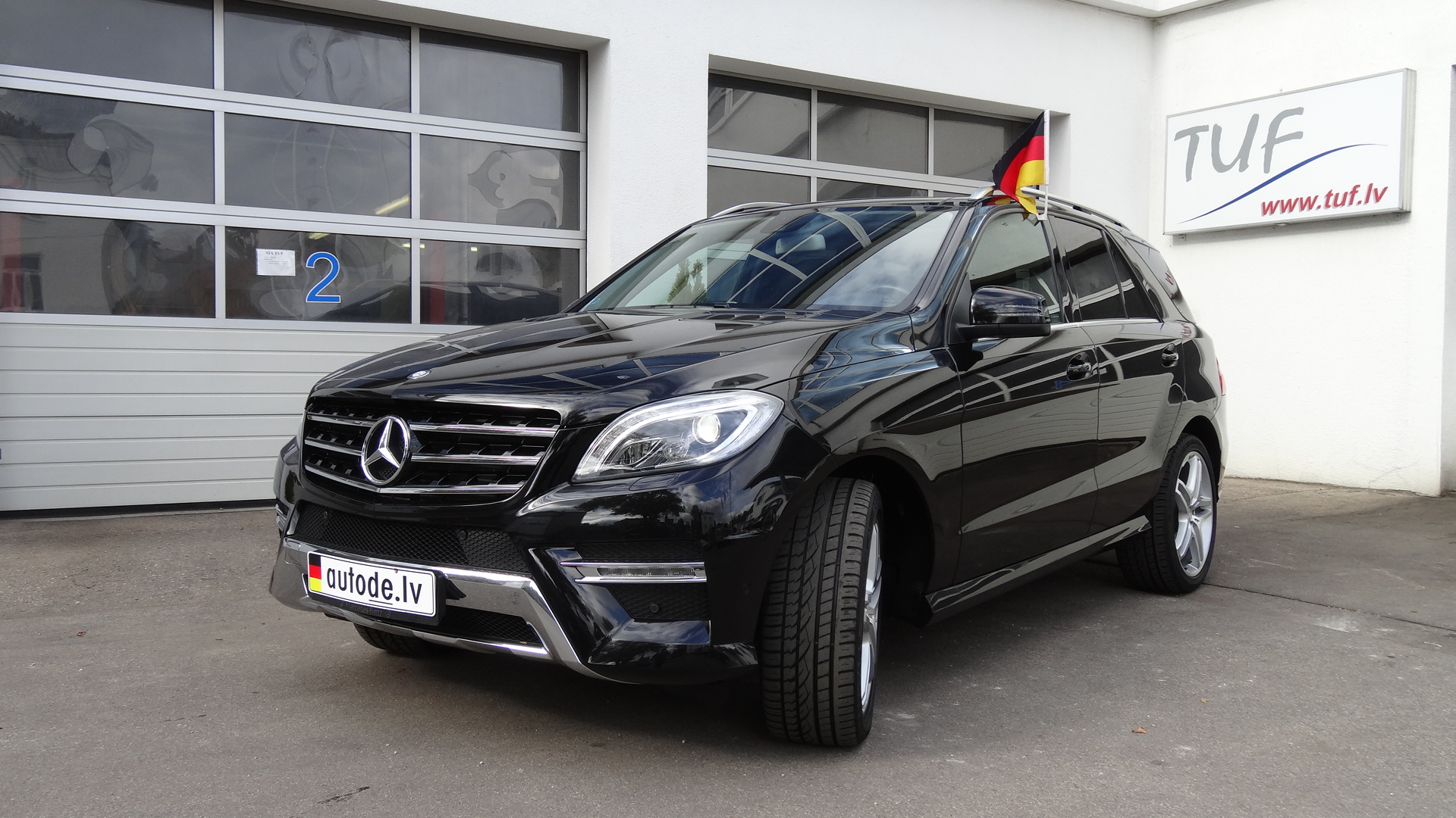 Mercedes benz ml 350 amg bluetec 4matic tuf lv for Ml mercedes benz
