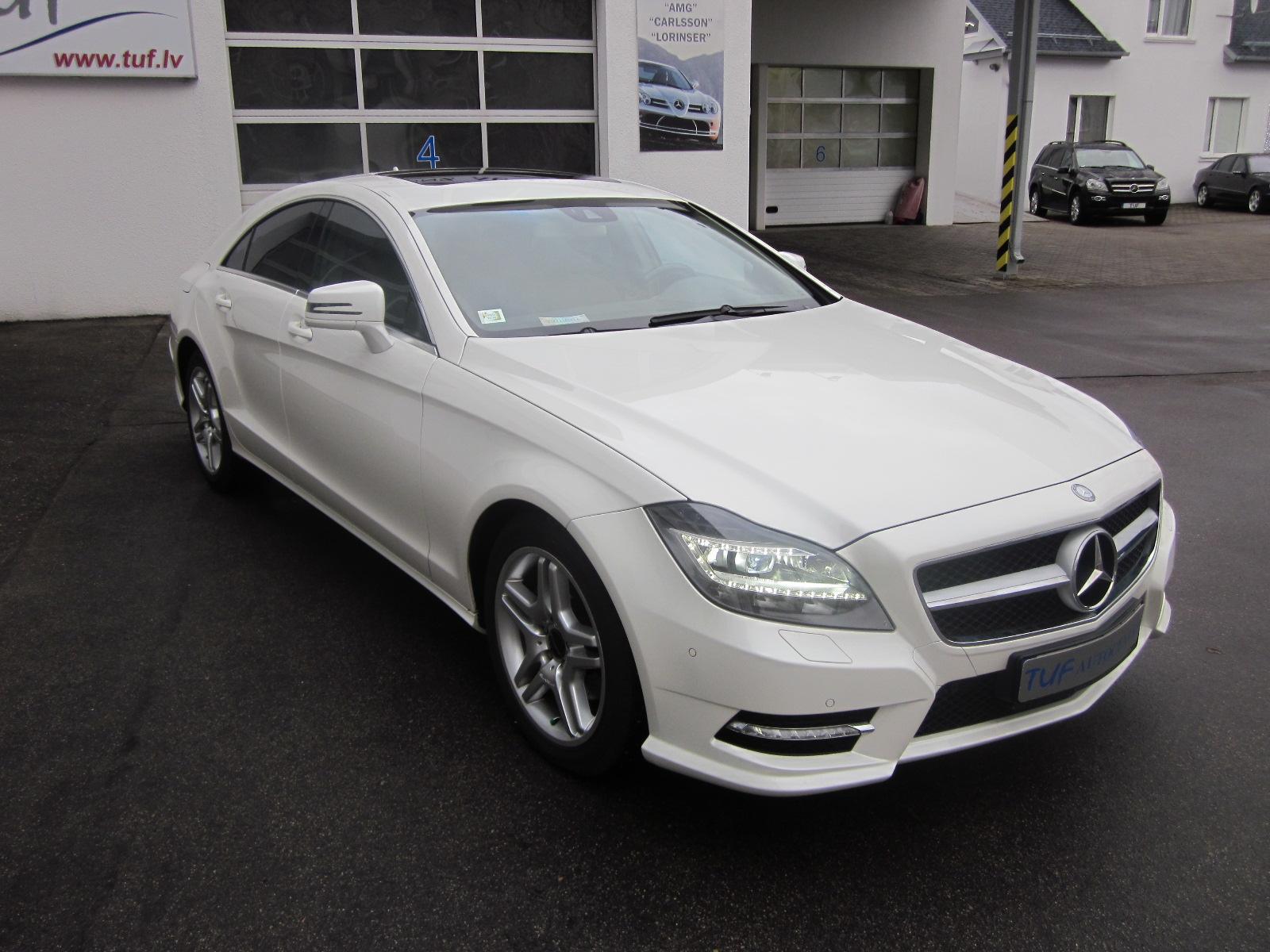 Mercedes benz cls 350 cdi amg tuf lv for Mercedes benz cl 240