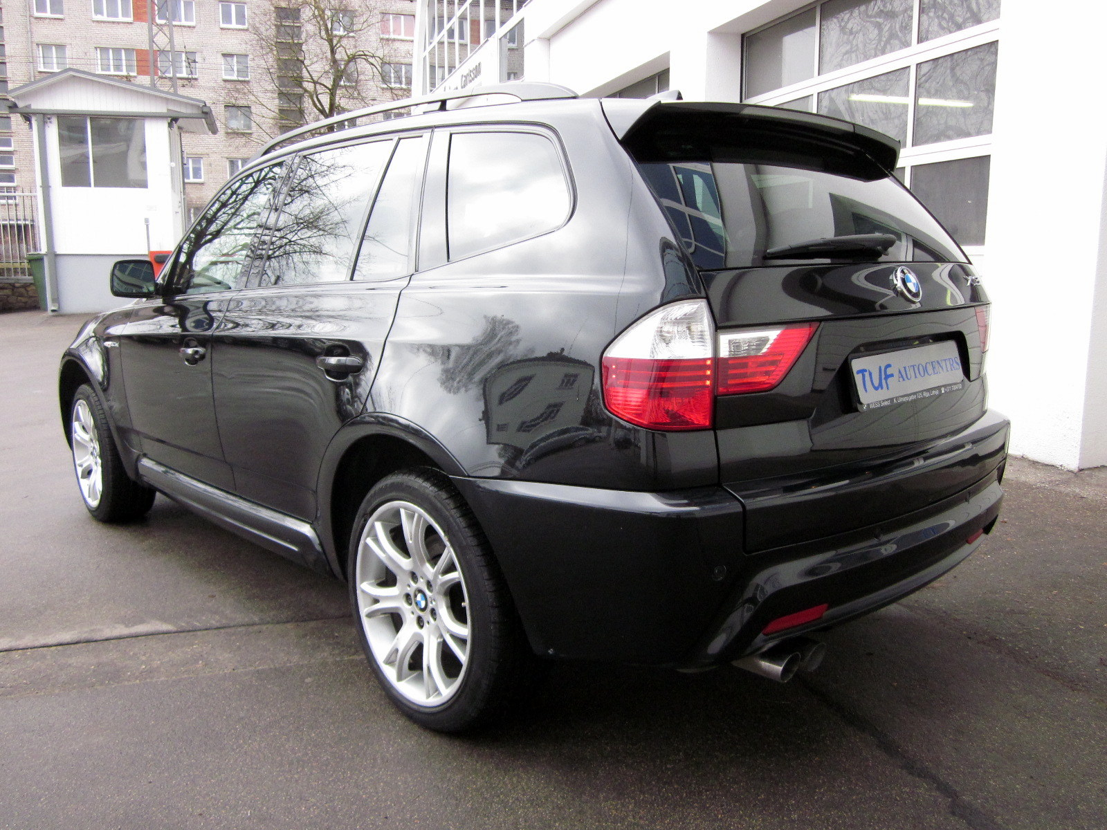 bmw x3 3 0 sd tuf lv. Black Bedroom Furniture Sets. Home Design Ideas