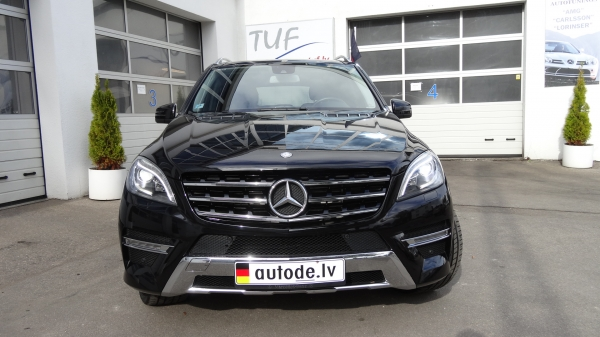 Mercedes-Benz ML 350 AMG Bluetec 4Matic