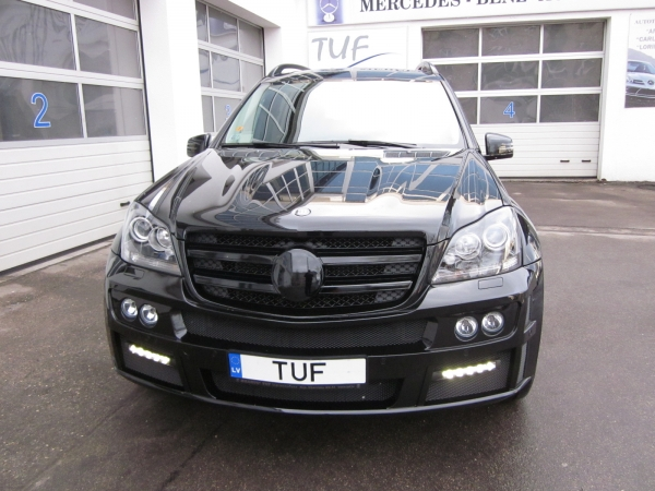 Mercedes-Benz BRABUS Widestar GL 500 Full.