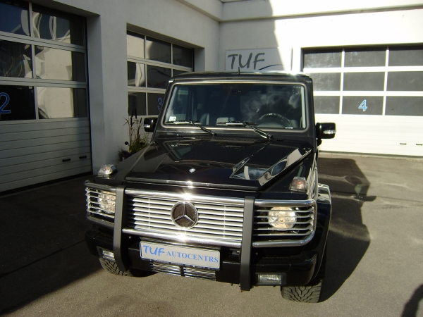 G 55 AMG  Facelift Mercedes-Benz