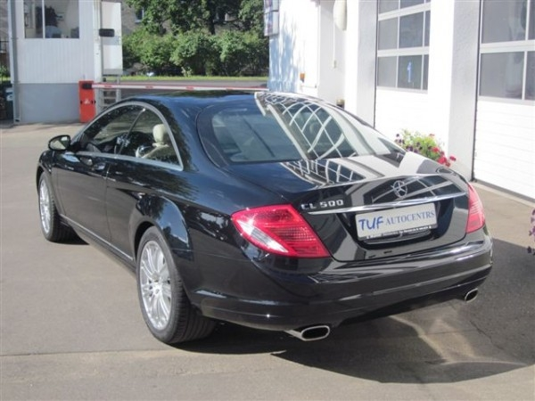 Mercedes-Benz CL 500 Exclusive Edition