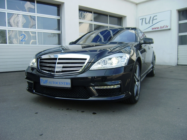 S 63 AMG Facelift  Mercedes-Benz