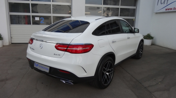 Mercedes-Benz GLE 350 4Matic Coupe