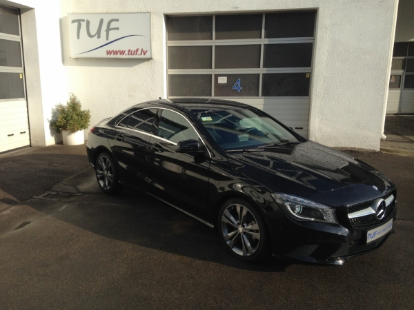 Mercedes-Benz CLA200 W117 BlueEFFICIENCY Edition