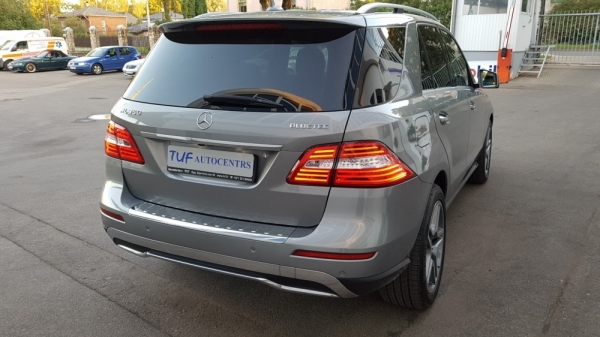 Mercedes-Benz ML 350 CDI Bluetec