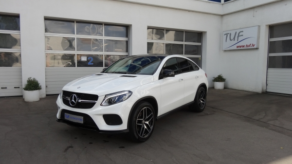 Mercedes-Benz GLE 450 AMG 4MATIC Coupe